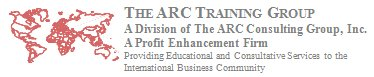 ARC Training Group Seminars and Training